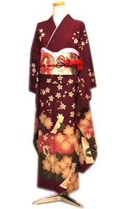 紫桜短冊_k068