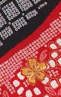 赤黒絞り_k316
