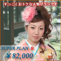スーパープランB(¥82,000)