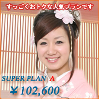 スーパープランA(¥102,600)