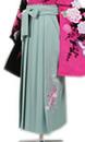 Bグリーン刺繍_hkA050