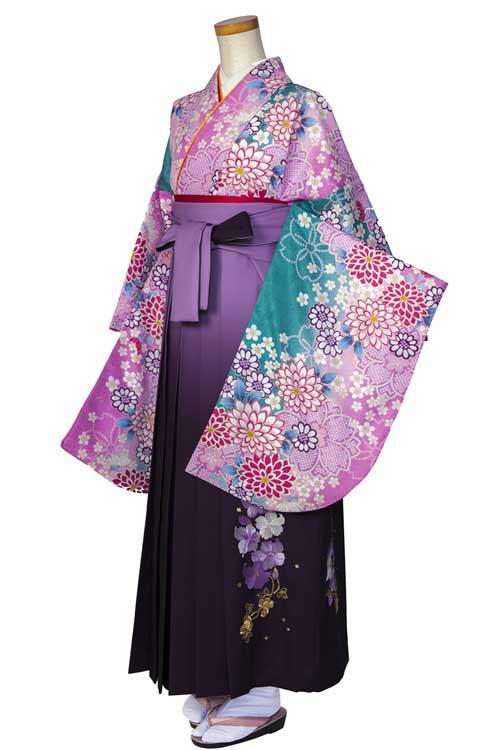 紫百花繚乱(U)