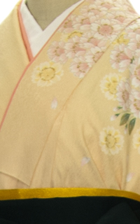 クリーム山桜