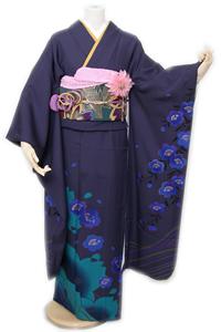 紺ブルー桜_k108