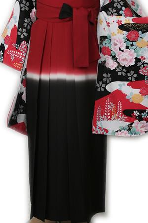赤×黒×白