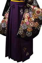 紫(金彩)
