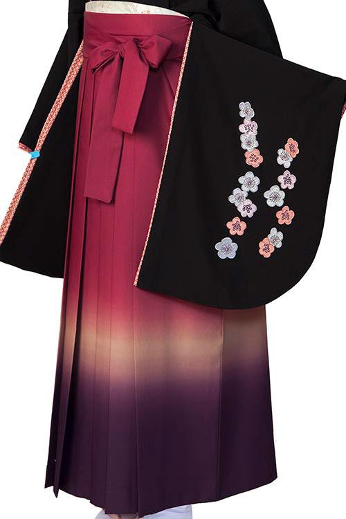ナカノ紫ぼかし