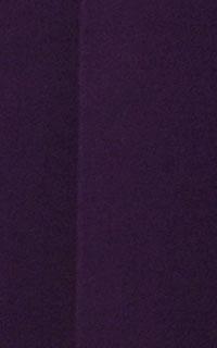 紫ジャガード刺繍