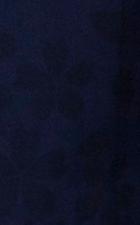 紺桜地模様