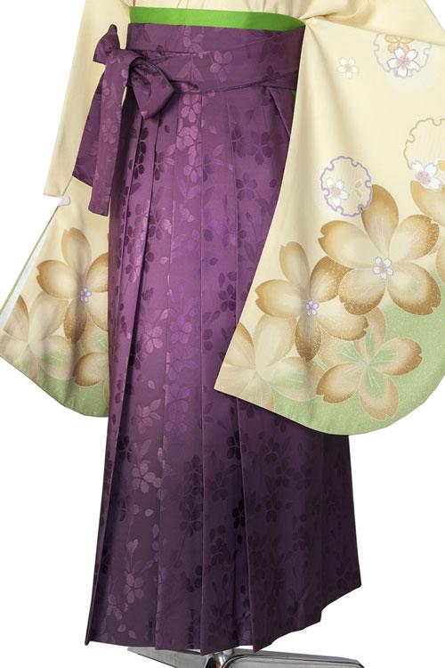 パープル桜