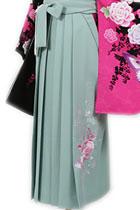 バニラグリーン刺繍