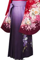 藤×紫ミルキー