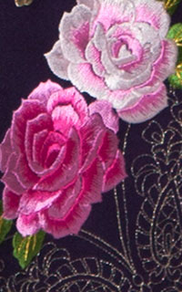 むらさき薔薇蝶