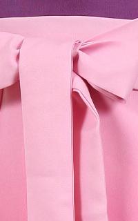 ピンク濃淡