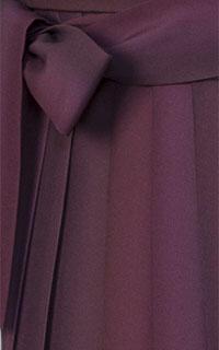 紫縦ぼかし