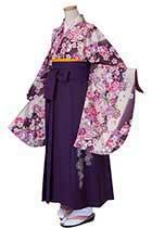 ビンテージ紫