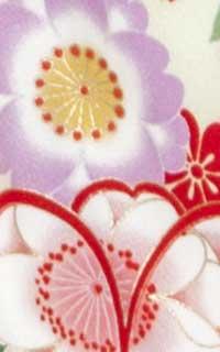 祝い桜ベージュ