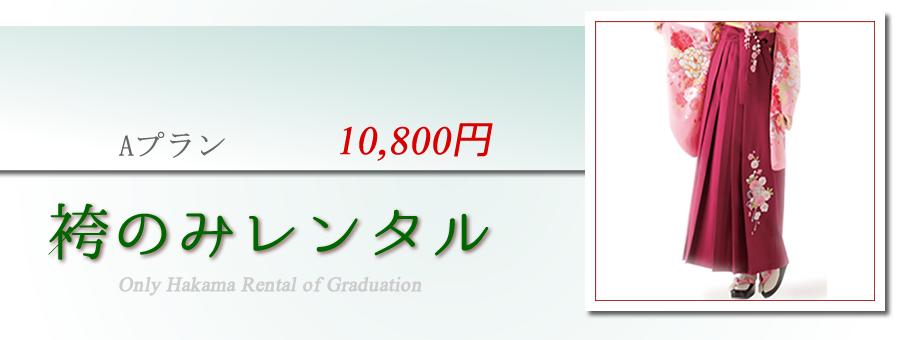 Aタイプ(¥10,800)