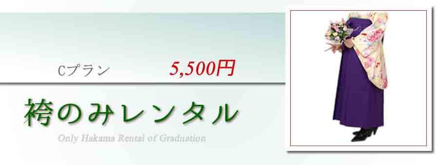 Cタイプ(¥5,400)