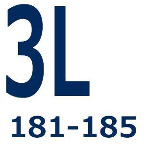 3Lサイズ(181-185)