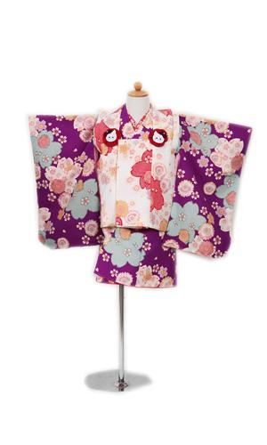 白被布紫桜