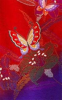 しおしお赤蝶