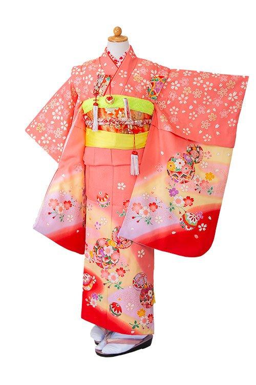 ピンク桜まり