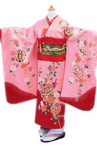 (難)桜色しだれ桜2